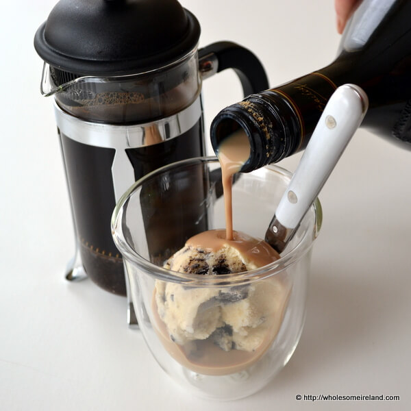 Affogato - Wholesome Ireland - Food & Parenting Blog