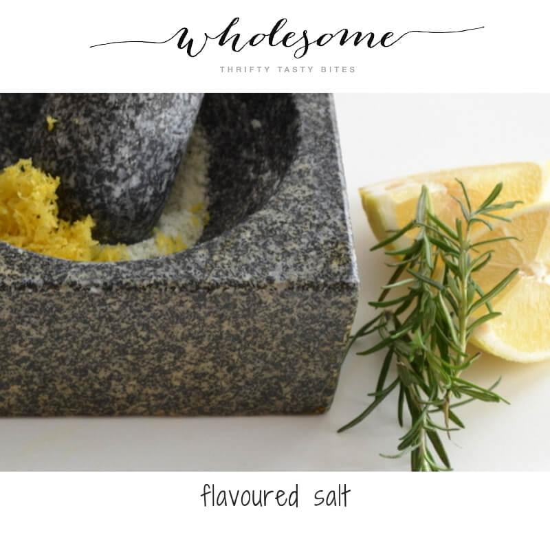 Flavoured Salt