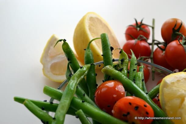 Green Bean Salad - Wholesome Ireland - Food & Parenting Blog