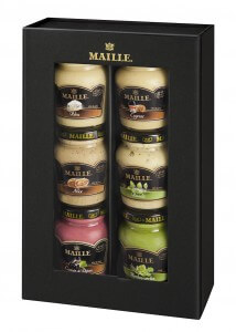 30070 MAILLE Boutiq-Coffret travel de Moutardes Intemporelles