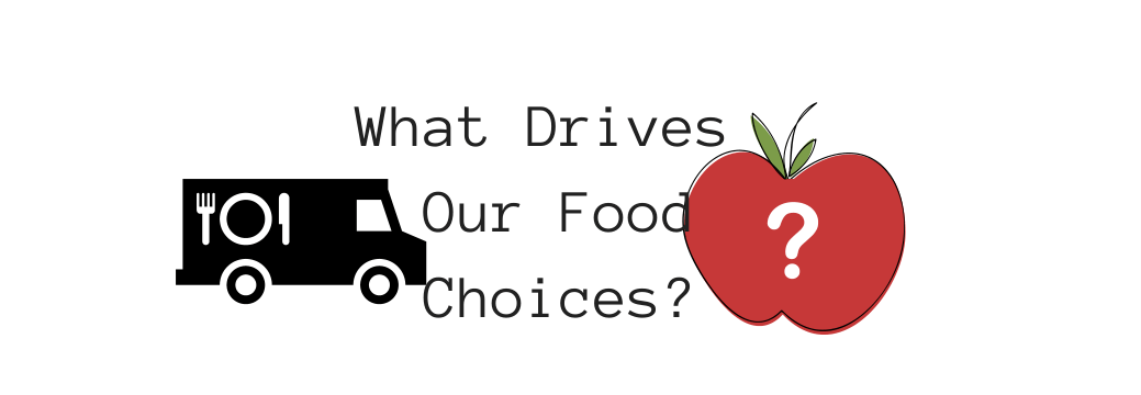 What Drives Our Food Choices?
