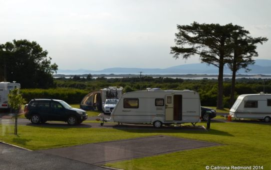 Caravanning In Kerry