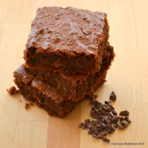 Sugar-Free Brownies - Wholesome Ireland