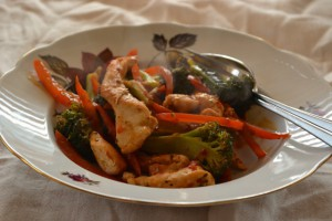 Chicken Chilli Veg Supper - Wholesome Ireland