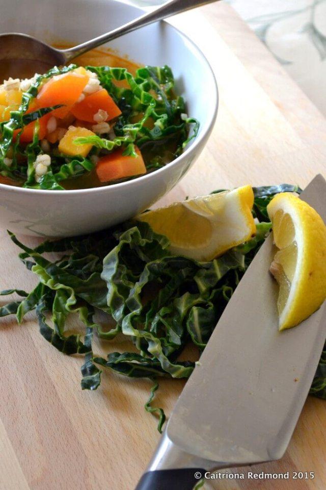 Warming Soup - Wholesome Ireland - Caitriona Redmond