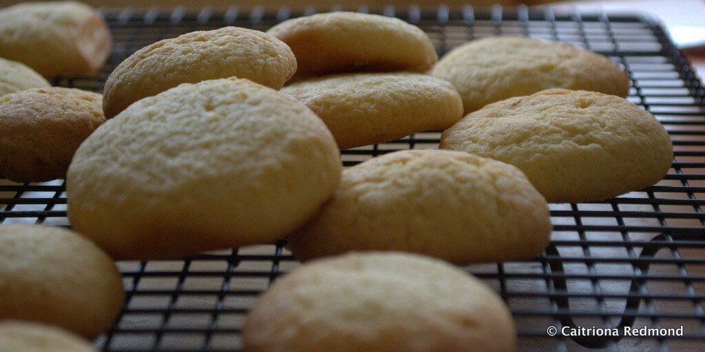 Lovely Lemon Biscuits