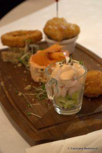 Hodson Bay Seafood Tasting Platter