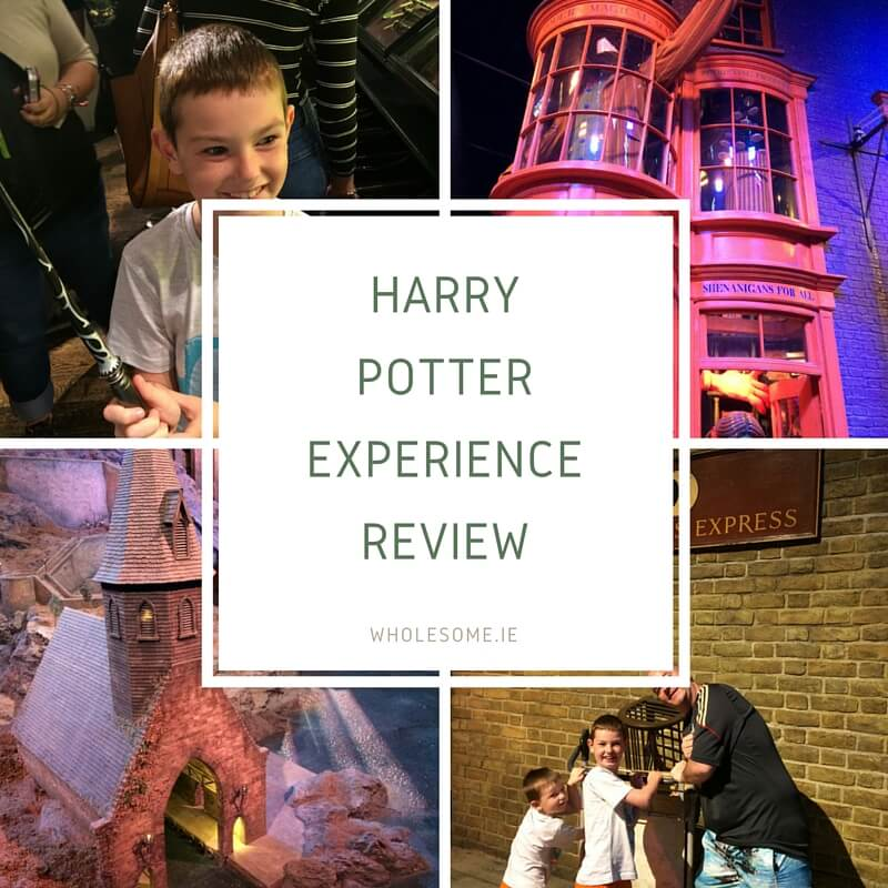 Warner Brothers Studio Tour Review