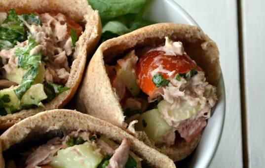 Pitta Pocket Lunch