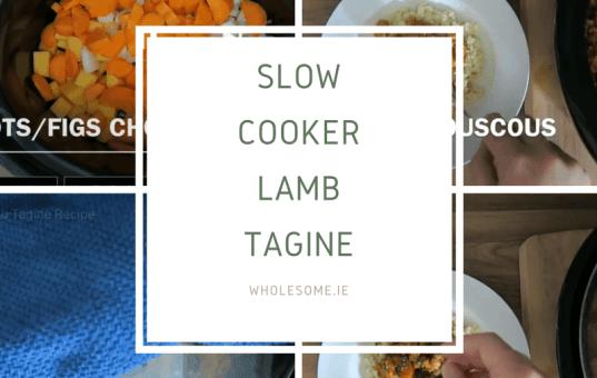 Slow Cooker Lamb Tagine