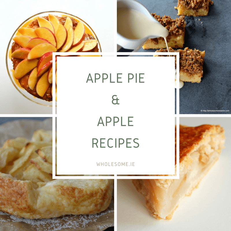 Open Apple Pie Recipe