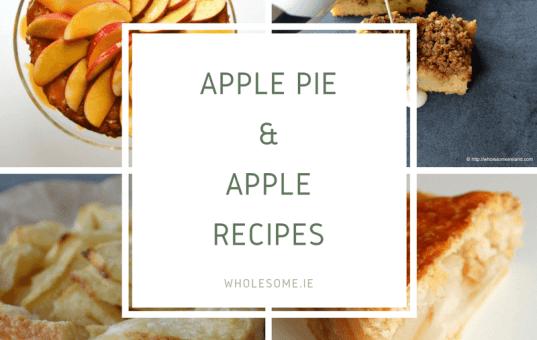Open Apple Pie Recipe