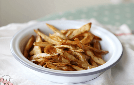 Potato Peel Crisps