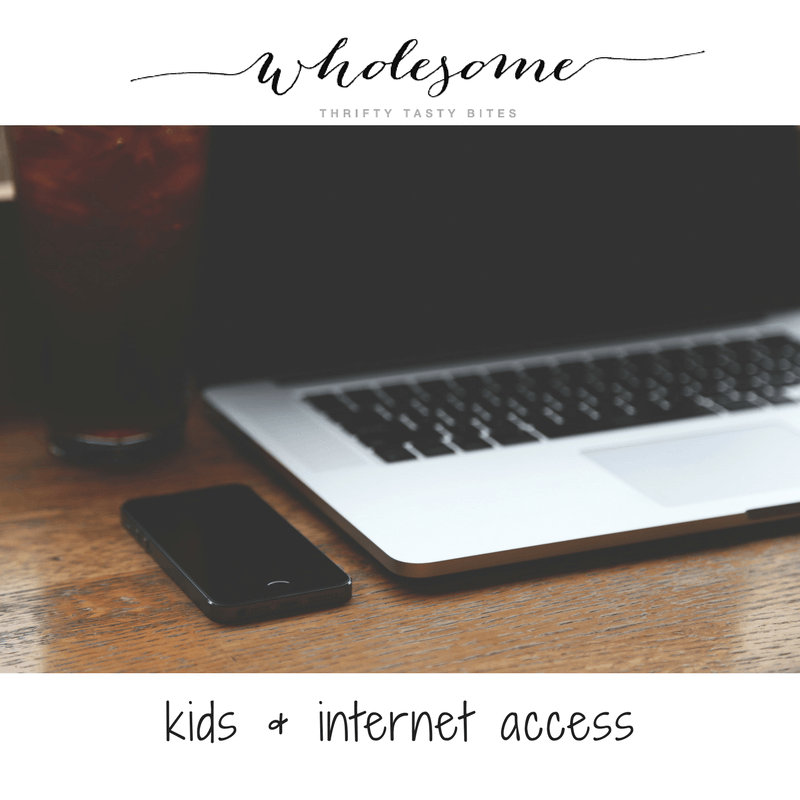 Monitoring Your Child's Internet Access