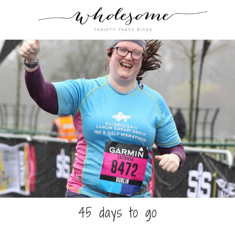 45 Days To Go - Dublin City Marathon