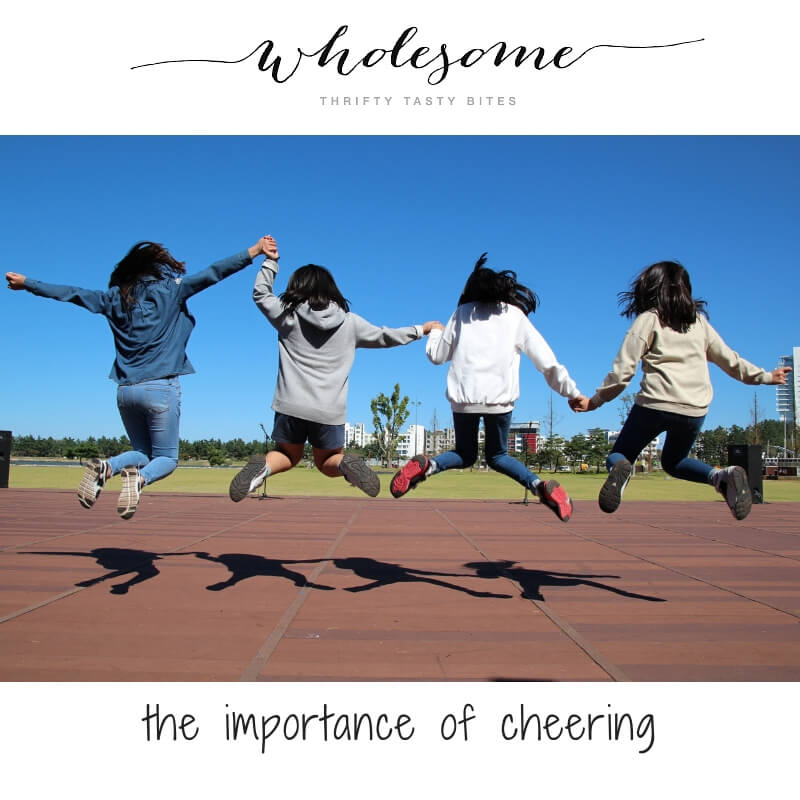 The Importance Of Cheering