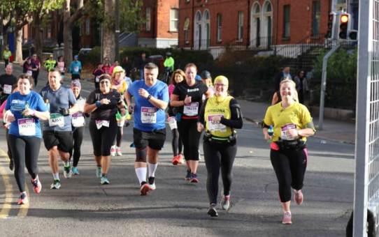 Dublin City Marathon 2018