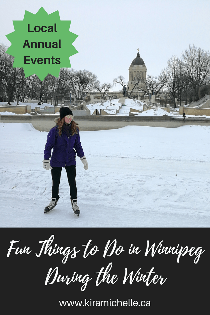 Fun Things to Do in Winnipeg During the Winter