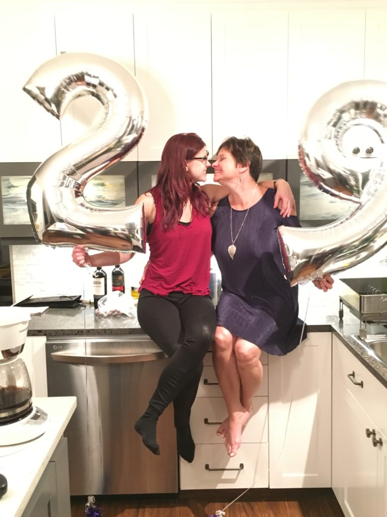 Mom, daughter, Kira Michelle, travel inspiration, mothers day