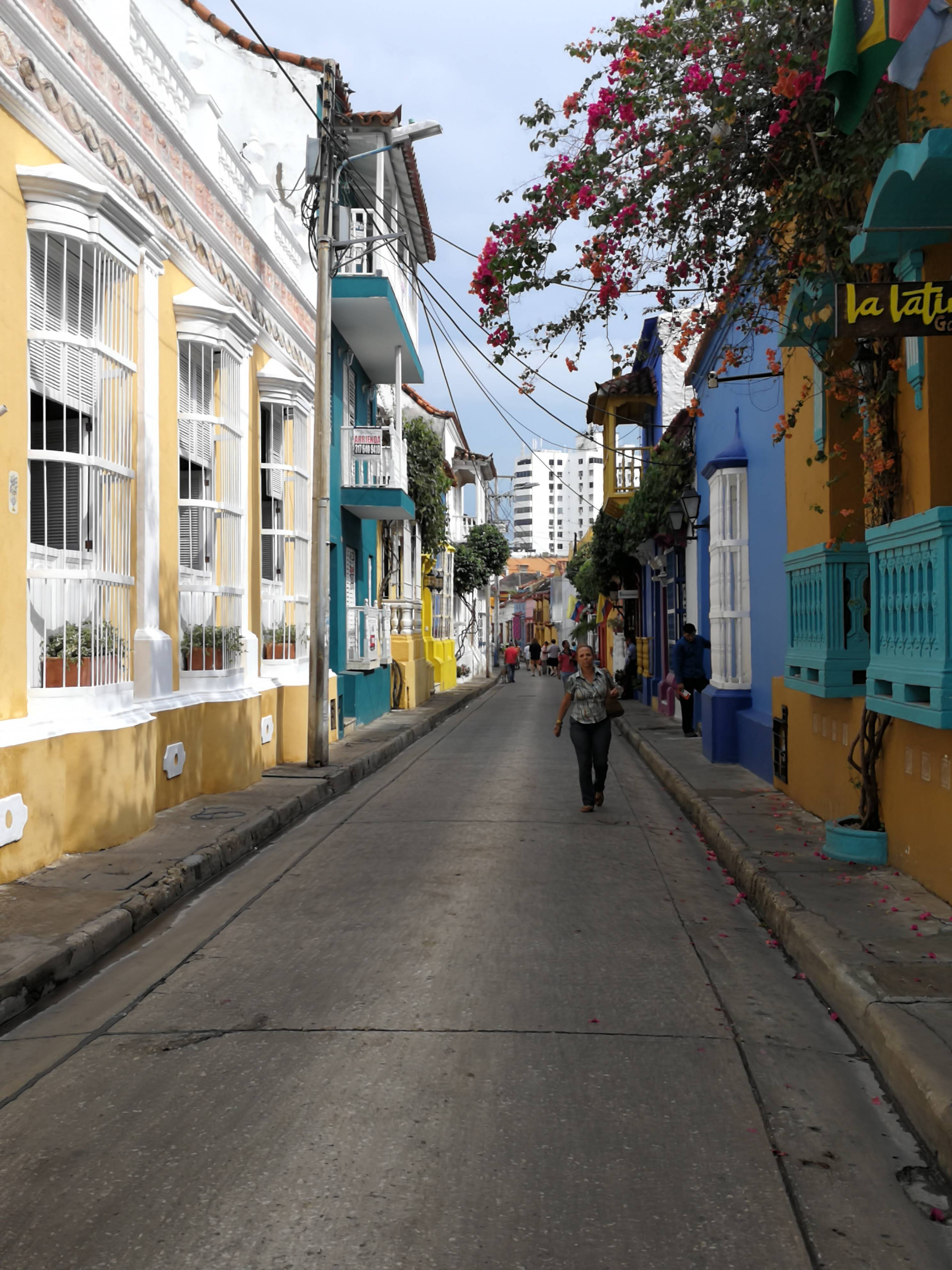 things to do in Cartagena, old town Cartagena
