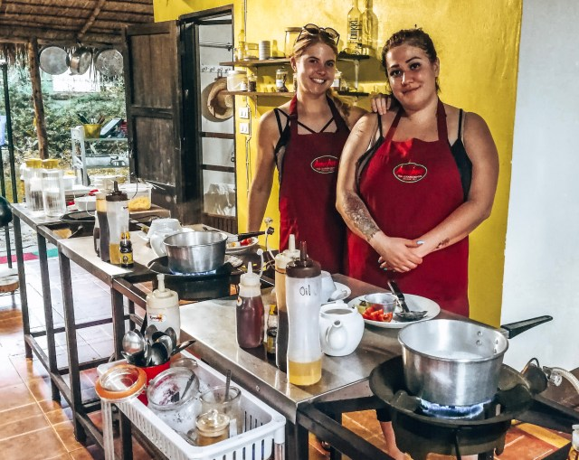 Cooking class in Chiang Mai, Chiang may cooking class, cooking class Thailand