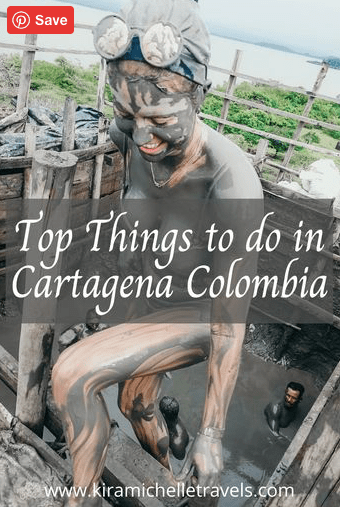 things to do in Cartagena Colombia pinterest, pin it Cartagena