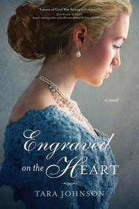 Cover Image for Tara Johnson's Engraved on the Heart