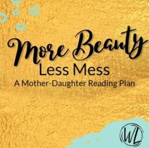 More Beauty Less Mess