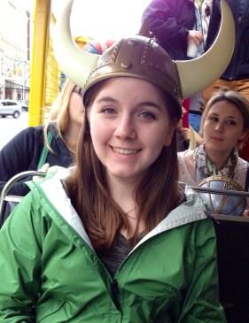 Viking tour!