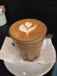 Loving the latte art
