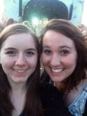 Me and Sara!