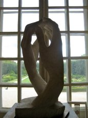 At the Rodin Museum - this is probably my favorite sculpture of his