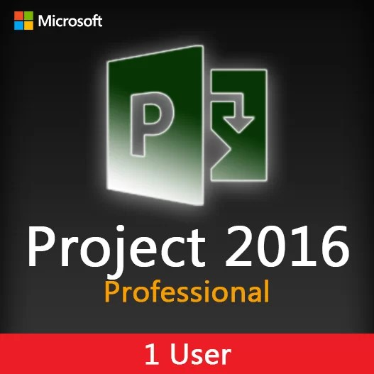 Project 2016 Professional License Key
