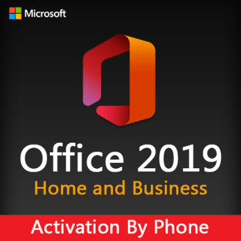 Microsoft Office 2019 Home and Business Activation By Phone