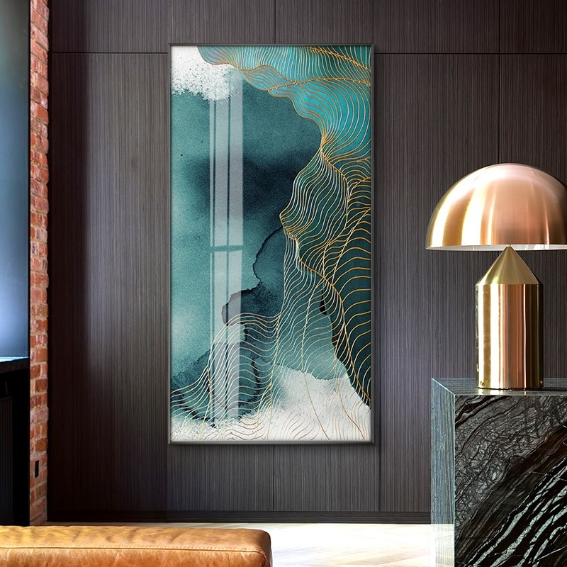 Modern Canvas Painting Wall Art