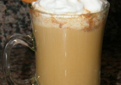 {copycat} Gingerbread Latte