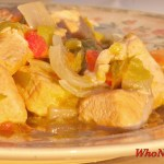 Crockpot Green Chile Pork Stew