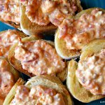 Roasted Pepper & Cheese Spread