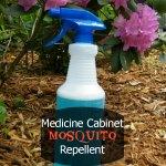 Medicine Cabinet Mosquito Repellent