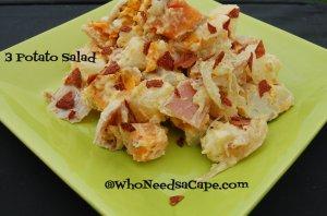 3 Potato Salad   Who Needs A Cape?