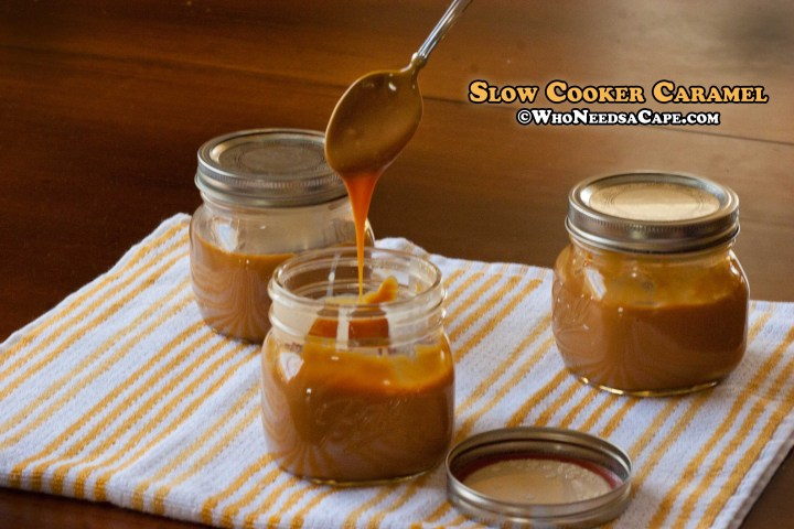Slow Cooker Caramel is one of the easiest and delicious things to make in your crockpot. Simple yet decadent, you'll love this one!