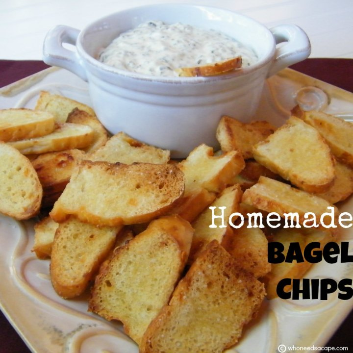 HomemadeBagelChips