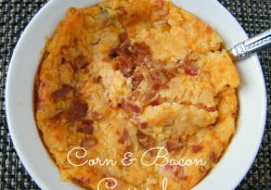 Throw Back Thursday – Corn and Bacon Casserole