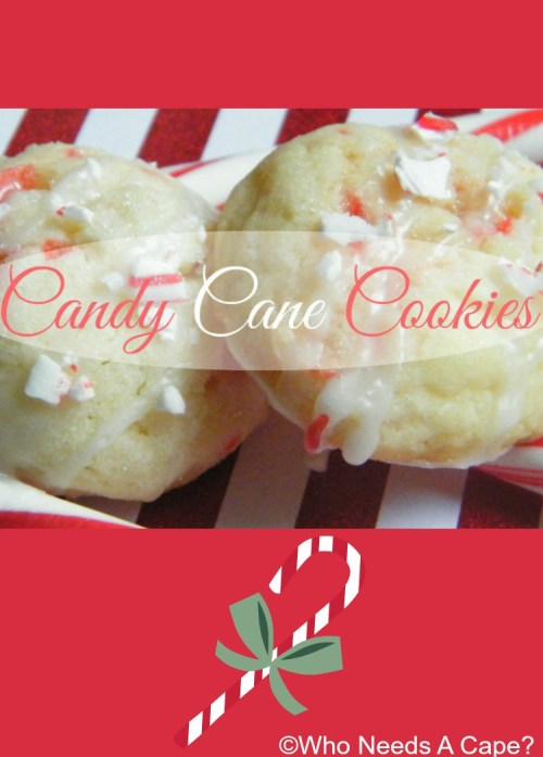 Pepperminty, sweet and oh so good! These Candy Cane Cookies are one of our family favorites during the holiday season. Perfect for Christmas exchanges.