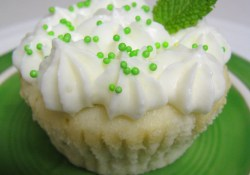 Throw Back Thursday ~ Mojito Cupcakes with Mint Frosting