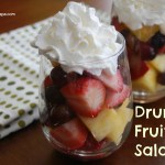 Throw Back Thursday ~ Drunk Fruit Salad