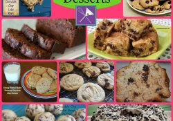 Chocolate Chip Desserts Collection