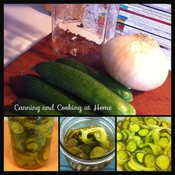 Canning and cooking at home