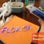 Kids Vacation Memory Books