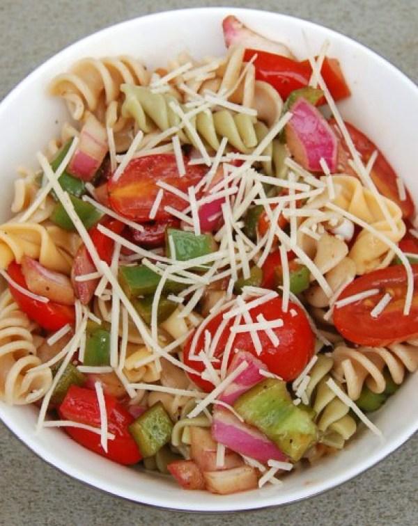 Perfect Pasta Salad | Who Needs A Cape?
